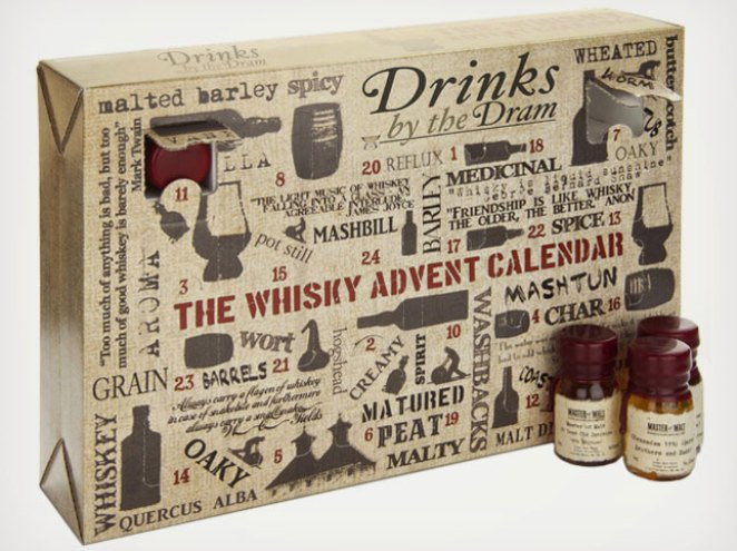 Creative Christmas Advent Calendars - Girly Design Blog