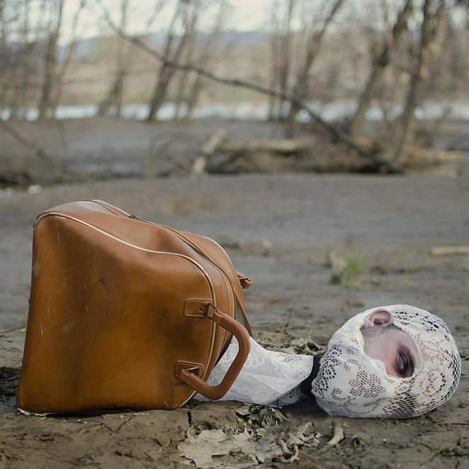 Terrifying and Creepy Photos by Christopher McKenney - Girly Design Blog