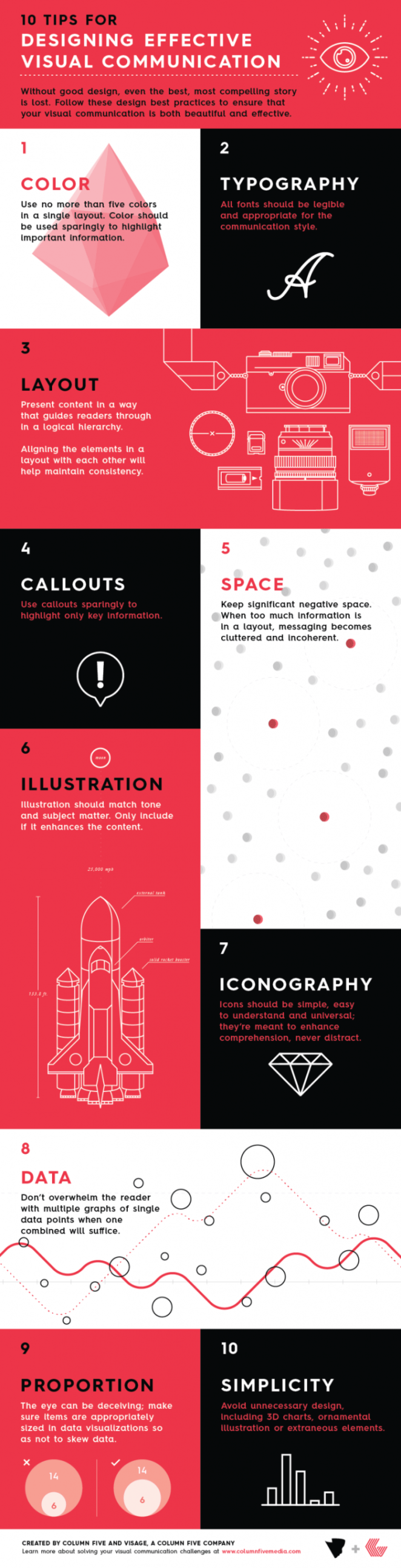 10 Tips for Achieving Great Design - Infographic - Girly Design Blog