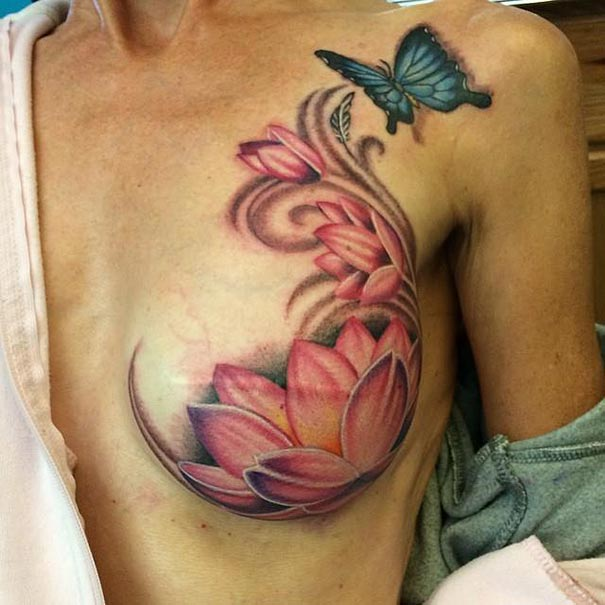 Happens. And Breast cancer bra tattoo site theme