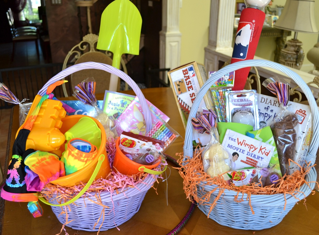 45 Easter Basket Ideas