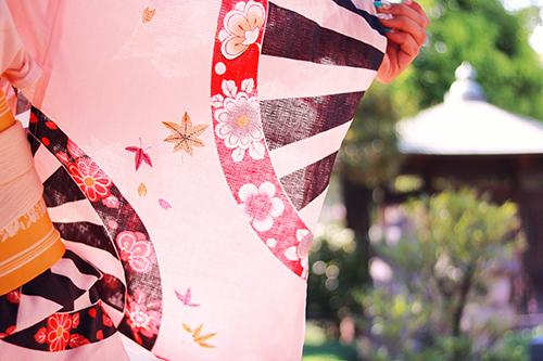 「和」「夏」「浴衣」などがテーマのフリー写真画像
