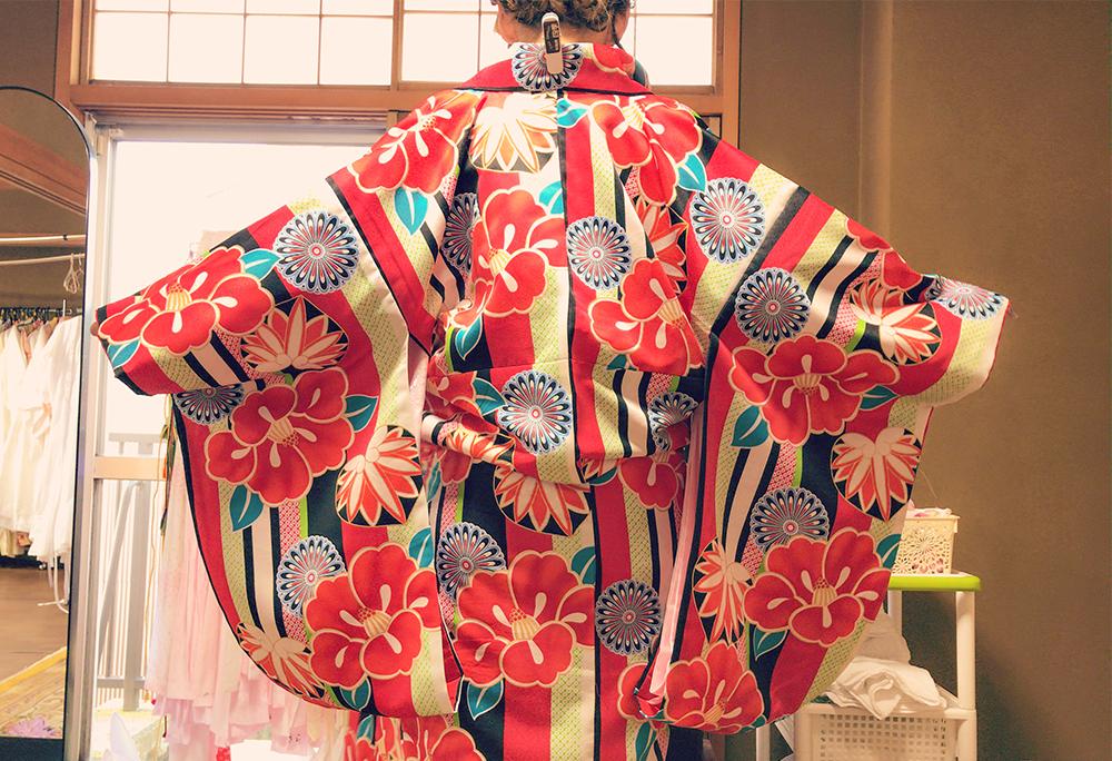 金沢の着物レンタルなら絶対オススメ♡センス抜群で可愛い着物が豊富な『金澤 着楽々(きらら)』さんを利用してみた!の無料画像:16_IMG_6360_