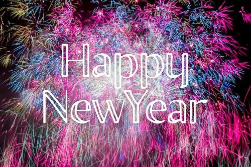 [無料]2020正月あけおめ画像・年賀状LINEスタンプに!おしゃれで可愛い正月画像が180枚以上!の無料画像:正月あけおめ画像スタンプ:『HAPPY NEW YEAR』その16|あけおめ画像