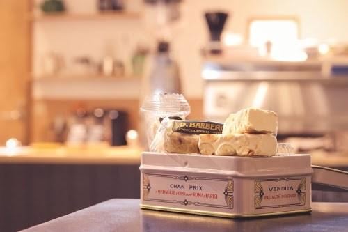 「お菓子」「カフェ」「トロンチーニ」「食べ物」などがテーマのフリー写真画像