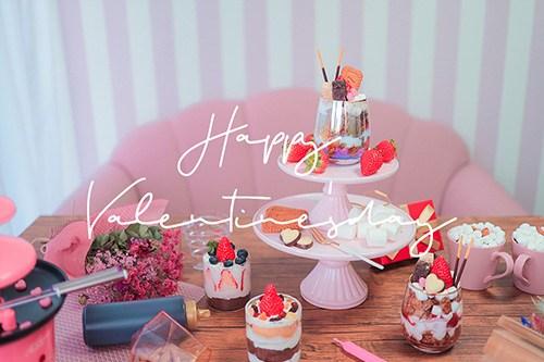 フリー写真素材:[無料]今年のテーマは「おうちバレンタイン」#おうち時間 に可愛いバレンタイン画像を届けよう♪