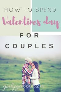 how to spend valentines day for couples