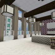 The orchidBar apartment