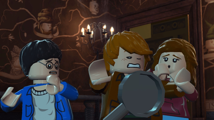 Lego Harry Potter: A Christmas Tradition