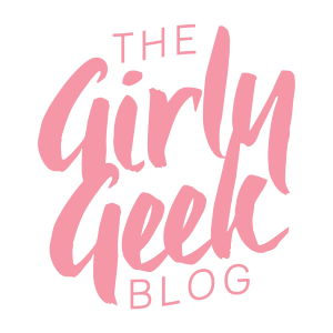 the girly geek blog
