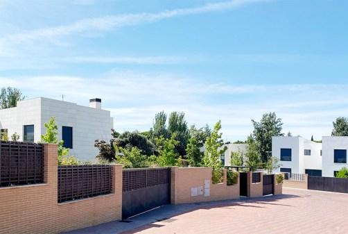 Casa con geotermia enVillas de Monteclaro