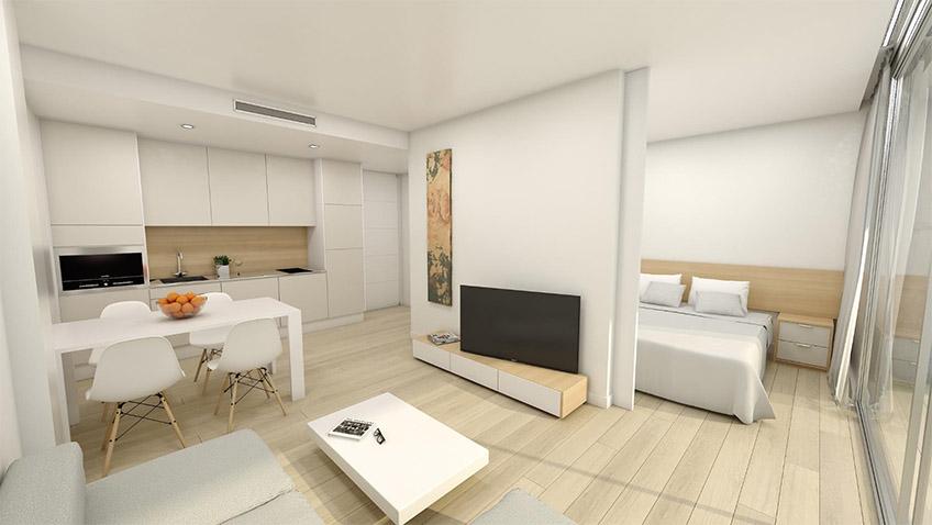 Apartamento Residencial Monte Gancedo