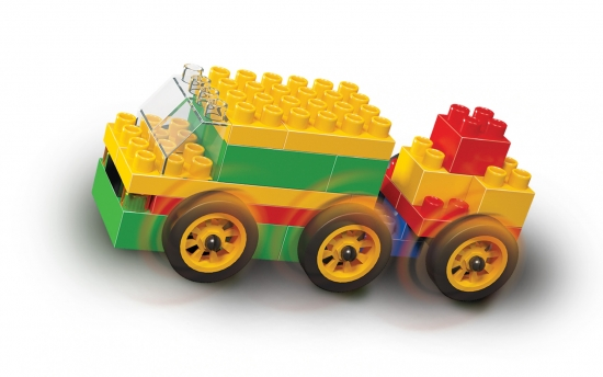 Blocky - Vehiculos Nº 3 - Producto