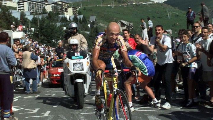 Il posto di Marco Pantani nelle estati bambine