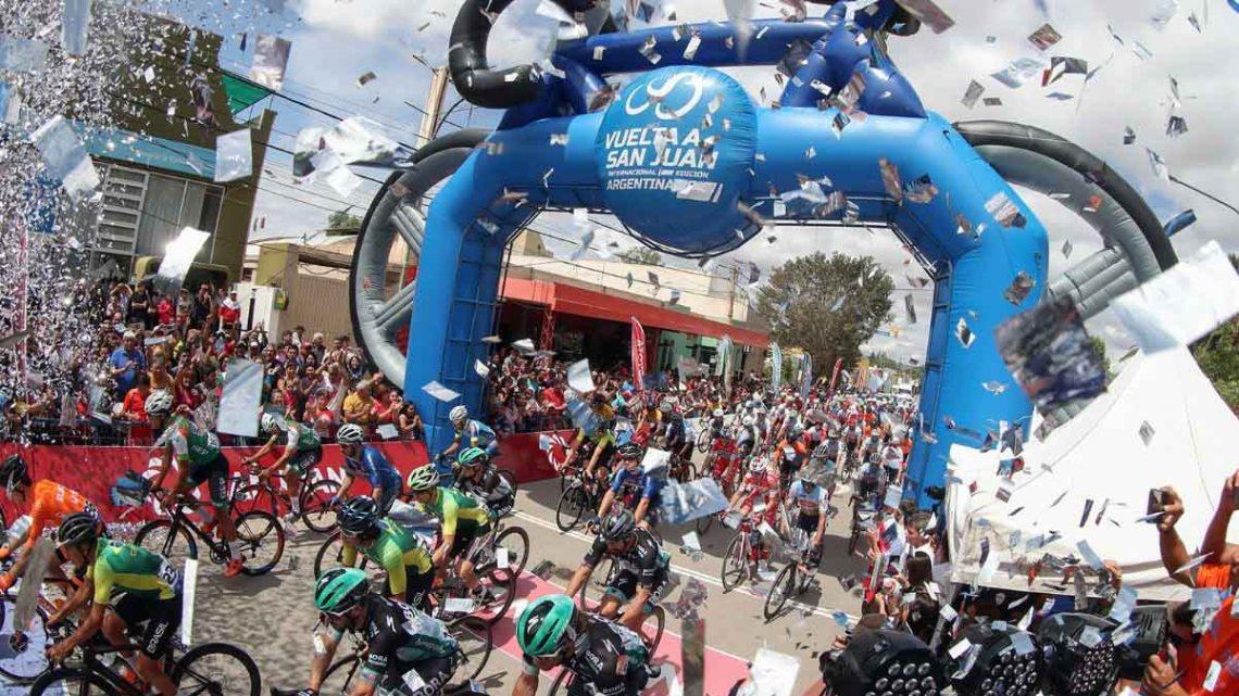 Salta anche la Vuelta a San Juan