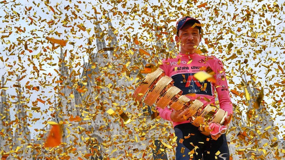 E se fosse meglio non presentare il percorso del Giro d'Italia?