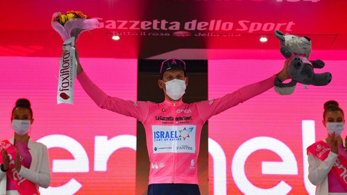 Giro d'Italia – Il cielo rosa di Alessandro De Marchi