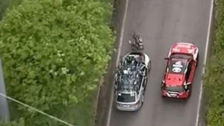 Le strade del Giro e quelle d'Italia