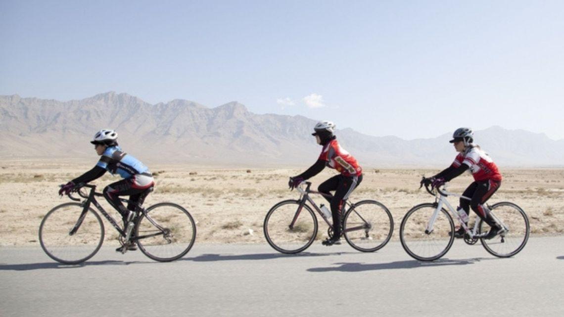 Le donne in bicicletta spariranno dall'Afghanistan