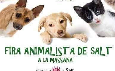 Fira Animalista de Salt, 12 de juny 2016