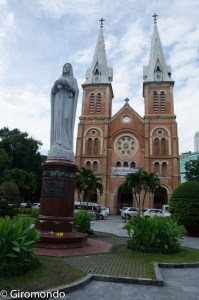 Saigon (17)-cathedrale