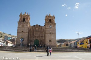 Puno (4)-cathedrale