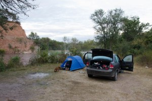 argentine75 -camping