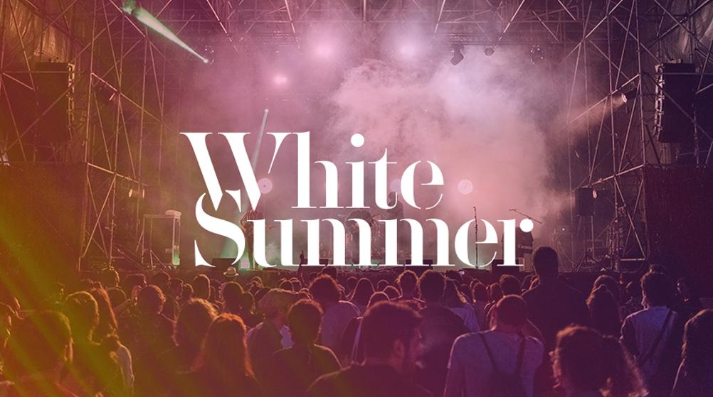 Primers caps de cartell del White Summer Sounds 2020