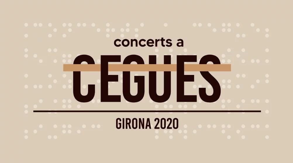 La segona edició dels Concerts a cegues portarà sis concerts sorpresa en espais singulars