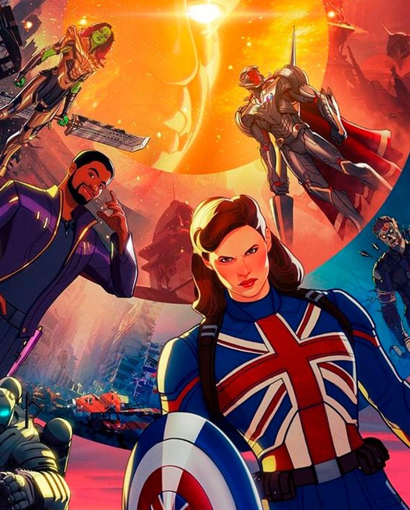 Marvel libera primeiro trailer de 'What If...?'