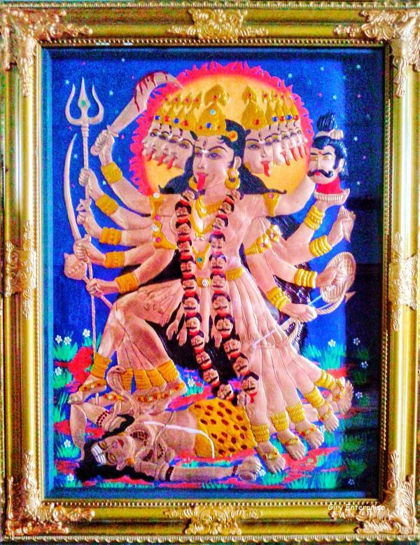 Dasa Mahavidya Mahakali