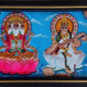 Brahma Saraswathi