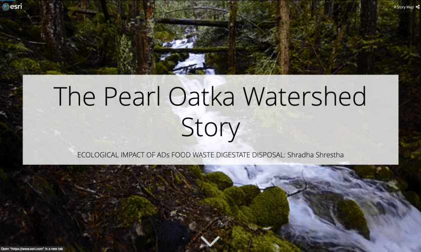 The Pearl Oatka Watershed Story