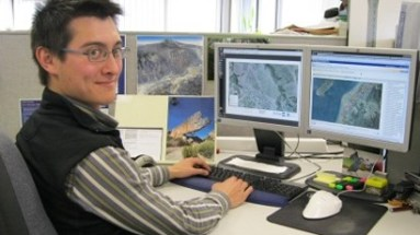 A gis analyst