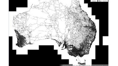 This analysis of road patterns as a surrogate for land conservation is just one of many uses of GIS