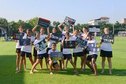 Girls SEASAC Football 2