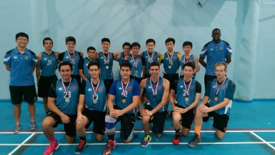 GIS U18 Boys Basketball Team - ISAC Div 1 Champions
