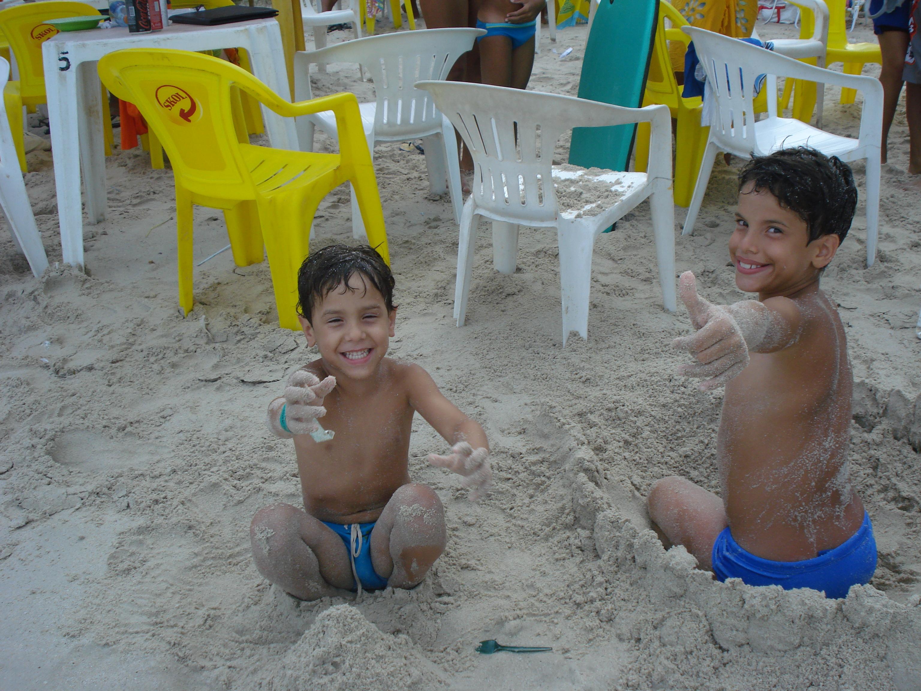 Jeiel e Israel dois filhos lindos!!!