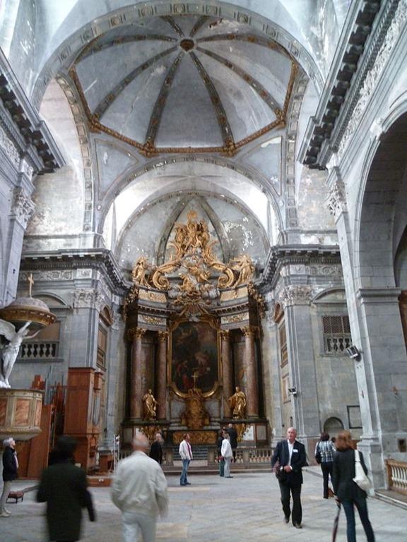 Eglise St Franois Xavier De Besanon Le Bon Cot Des Choses