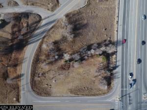 US 160 & 3 Springs Aerial Lot 3