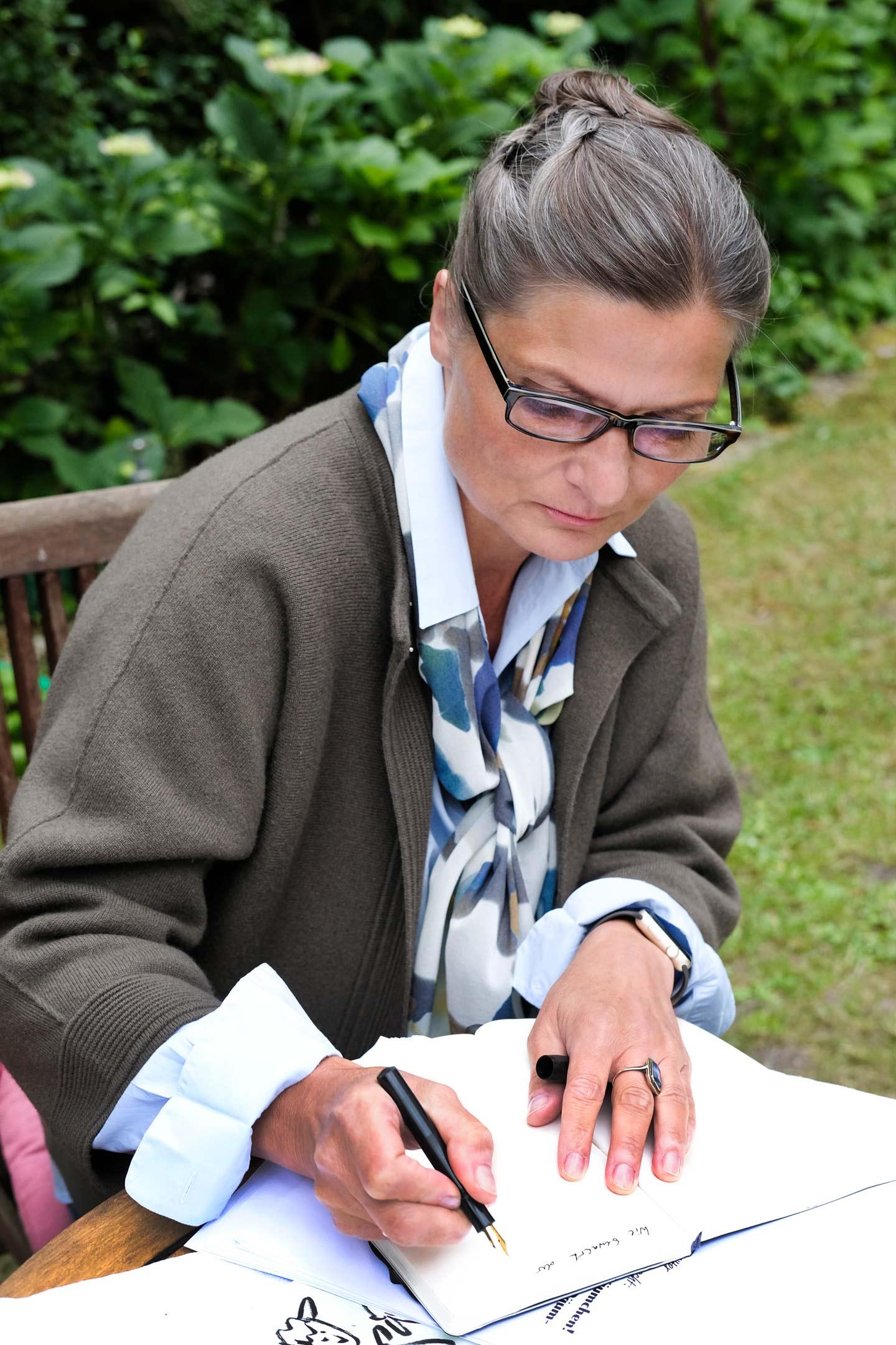 Giselheid Schulz-Ëberlin, Autorin, Eigen-Sinn-Coach, Lebensbegleitung