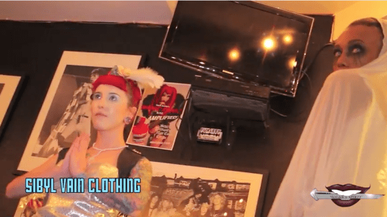 Sibyl Vane Clothing | Asia Warner MUA | Grit N Glory