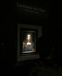 Leonardo da Vinci's Salvator Mundi, Christie's