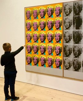 A Boy & Marilyn, The Whitney