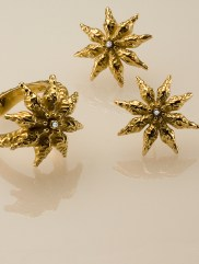 Star Anise Suite, 18k Green