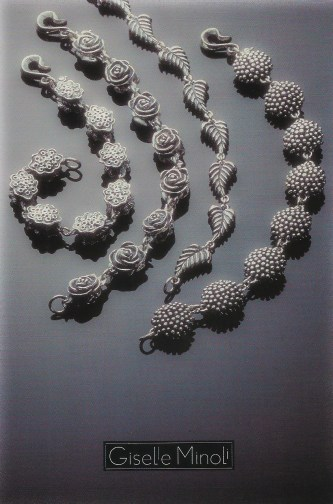 Bead Bracelets Postcard