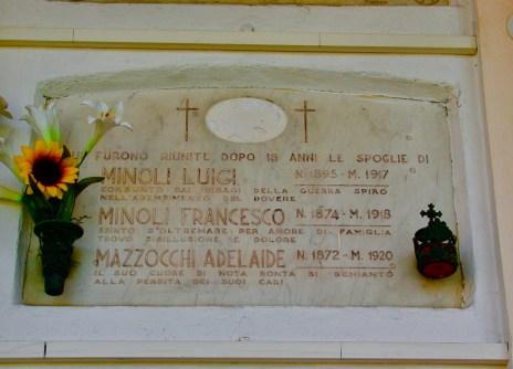 The Cemetery, Soragna, Italy