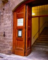 Dante's Casa, Florence, Italy