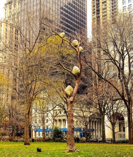Art in Madison Square Park