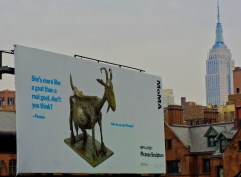 Picasso on The High Line, NYC